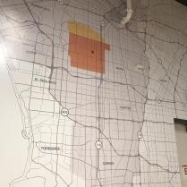 Epicenter of the 1992 LA Uprising