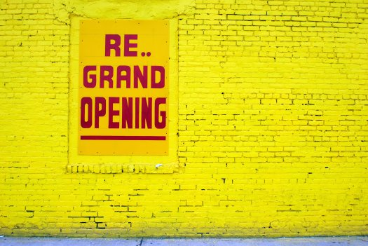 Re-Grand Opening